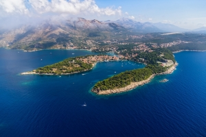 The picturesque village of Cavtat, near Dubrovnik