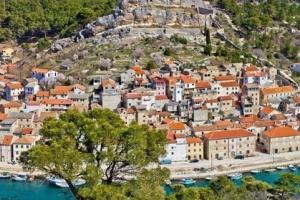Das idyllisch gelegene Novigrad bei Zadar in Norddalmatien