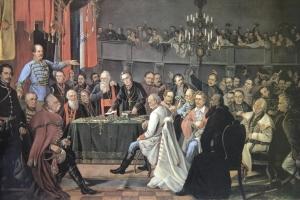 Das kroatische Königreich und die Union mit Ungarn