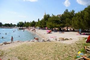 Beach Kaštel
