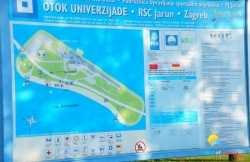 Strand Otok Univerzijade