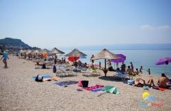 Strand Podstrana - Sv. Martin