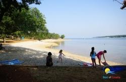 Beach Červar-Porat