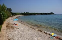Strand Mujela Bucht