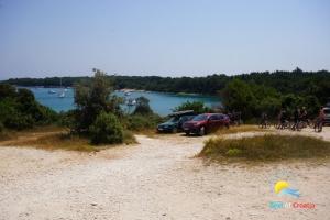 Beach Portić Bay (Kap Kamenjak)