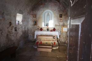 Kirche der Heiligen Jungfrau Maria vom Berge Karmel (14 Jh.)