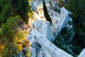 Festung Mirabella (Peovica) in Omis