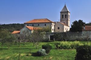 Franziskanerkloster - Karin donji
