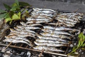Küche Dalmatiens
