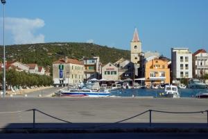 Pirovac - Hafen