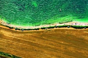 Küste in der Nähe von Umag