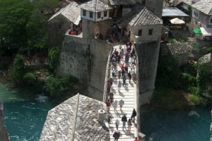 Old Bridge Area of the Old City of Mostar (UNESCO)