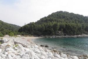 Strand Pupnat Bucht