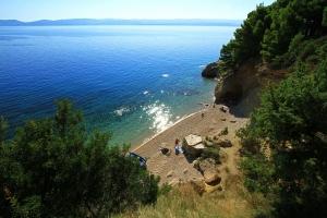 Idyllic Beach in Pisak
