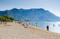 Strand Camp Galeb