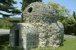 Frühmittelalterliche Kirche - St. Donat bei Punat