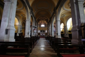 Die Kirche der hl. Euphemia