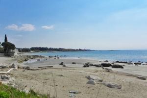 Sandy Beach in Zambratija