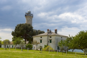 Croatia's oldest Lighthouse in Savudrija