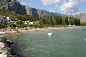 Strand Duće Golubinka-Glavica