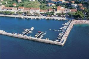 Trpanj - Hafen
