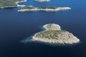 Southeast Coast of Mljet Island
