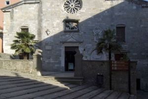 Church of Blessed Virgin Mary's Birth in Labin