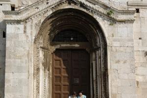 Kirche und Kloster des hl. Franziskus