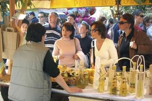 Maronenfest in Lovran (Marunada)