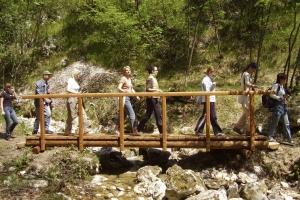 Brücke - Lovranska Draga