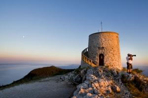 Aussichtspunkt Vojak - Ucka (1401 m)