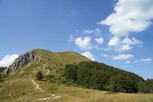 Ucka - Landschaft