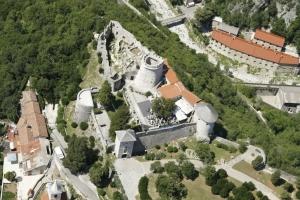 Historische Festung Trsat
