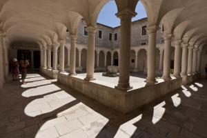 Monastery of St. Francis Assisi in Zadar