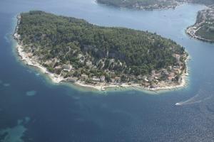 Insel Vrnik