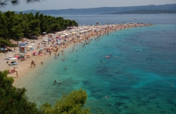 Beach Golden Cape (Zlatni Rat)