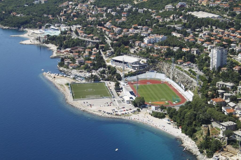 Used Car Lots >> Beach Kantrida - Rijeka ♥ | Bestofcroatia.eu Beach Guide