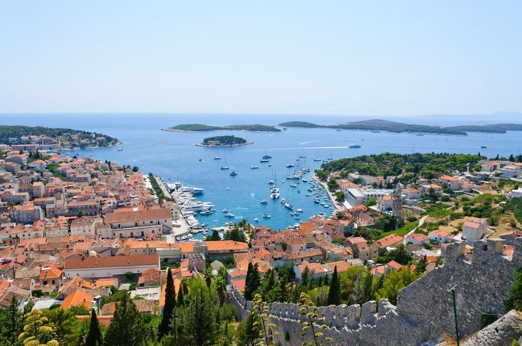 Hvar island central dalmatia travel for Hvar tourismus
