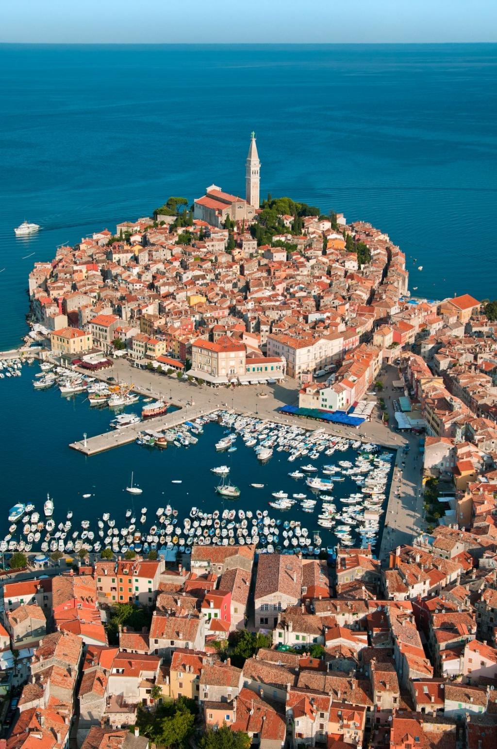 Rovinj Istria Bestofcroatia Eu Travel Guide