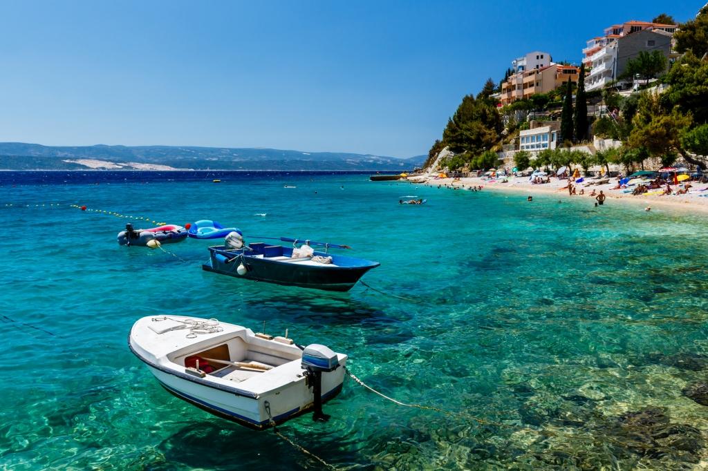 Beach Resorts Near Split