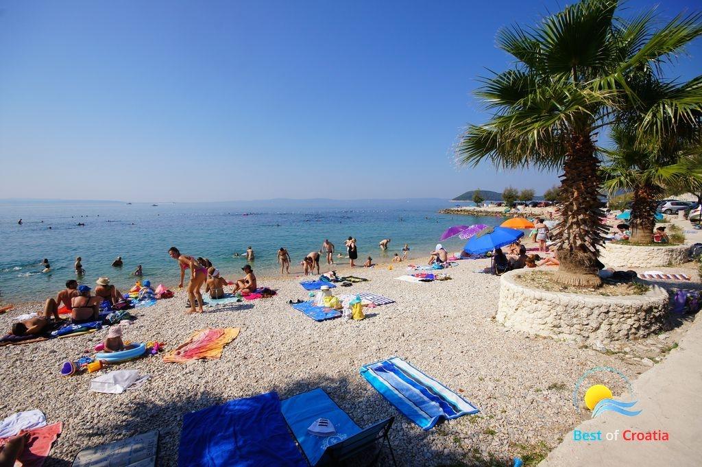 Plaža Kaštelet - Split ♥ | Vodič plaža Bestofcroatia.eu