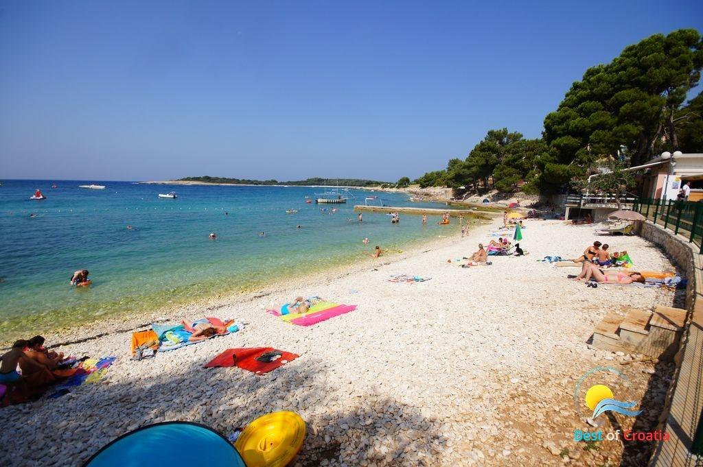 Beach Centinera Cintinera Banjole Bestofcroatia Eu