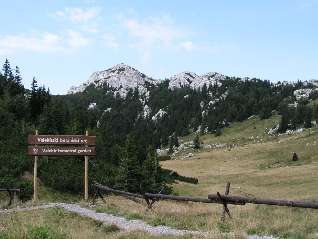 National Park Sjeverni Velebit Bestofcroatia Eu Travel Guide