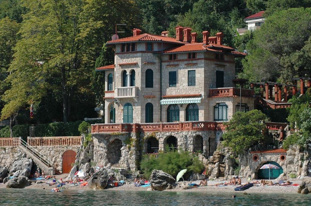Villa Rubin Kroatien Mo